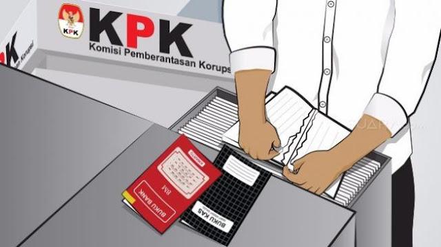 KPK Cuma Pasrah, Buku Merah Aliran Uang ke Kapolri Rusak dan Hilang