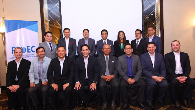 Philippine Internet of Everything Consortium, Inc.  holds third founding members' meeting