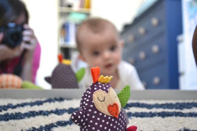 8 cosas que nadie cuenta sobre la maternidad a golpe de objetivo