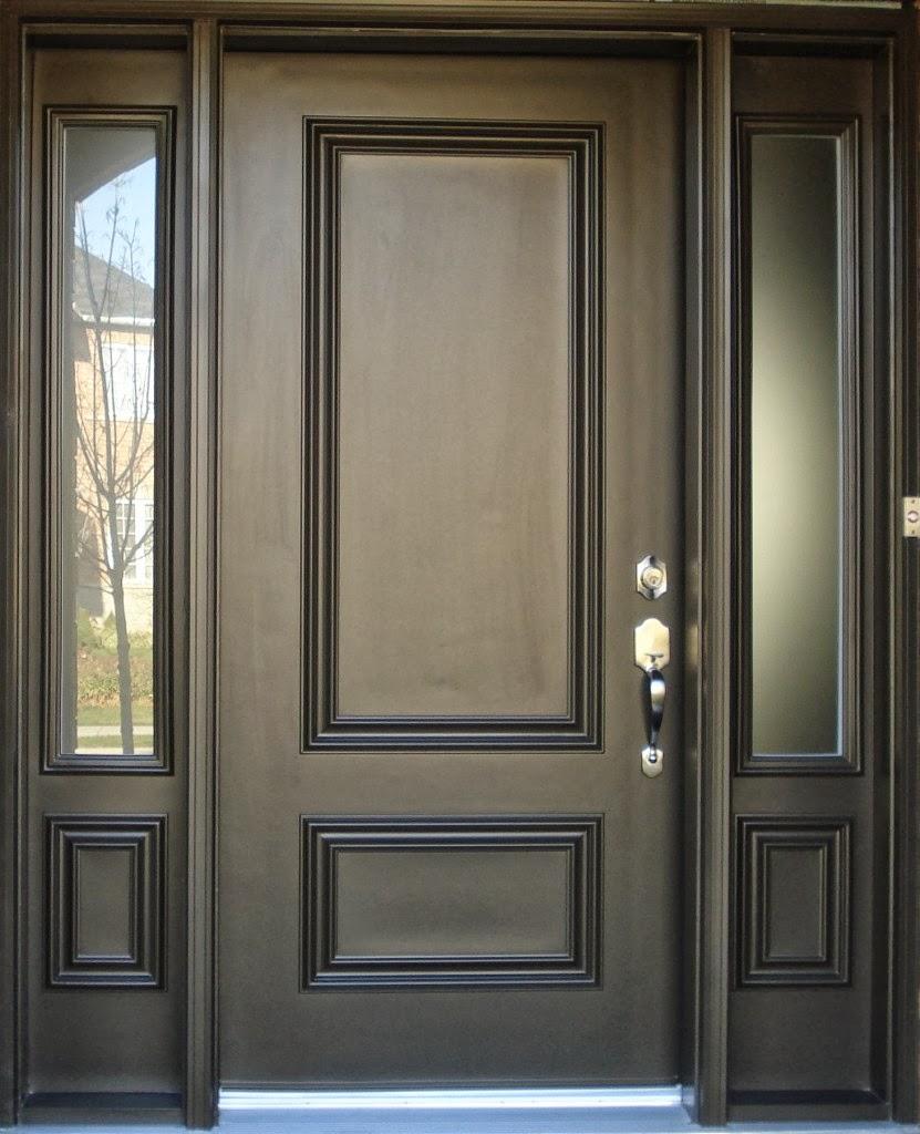 Desain Pintu  Rumah Minimalis Modern Klasik Tattoo Design