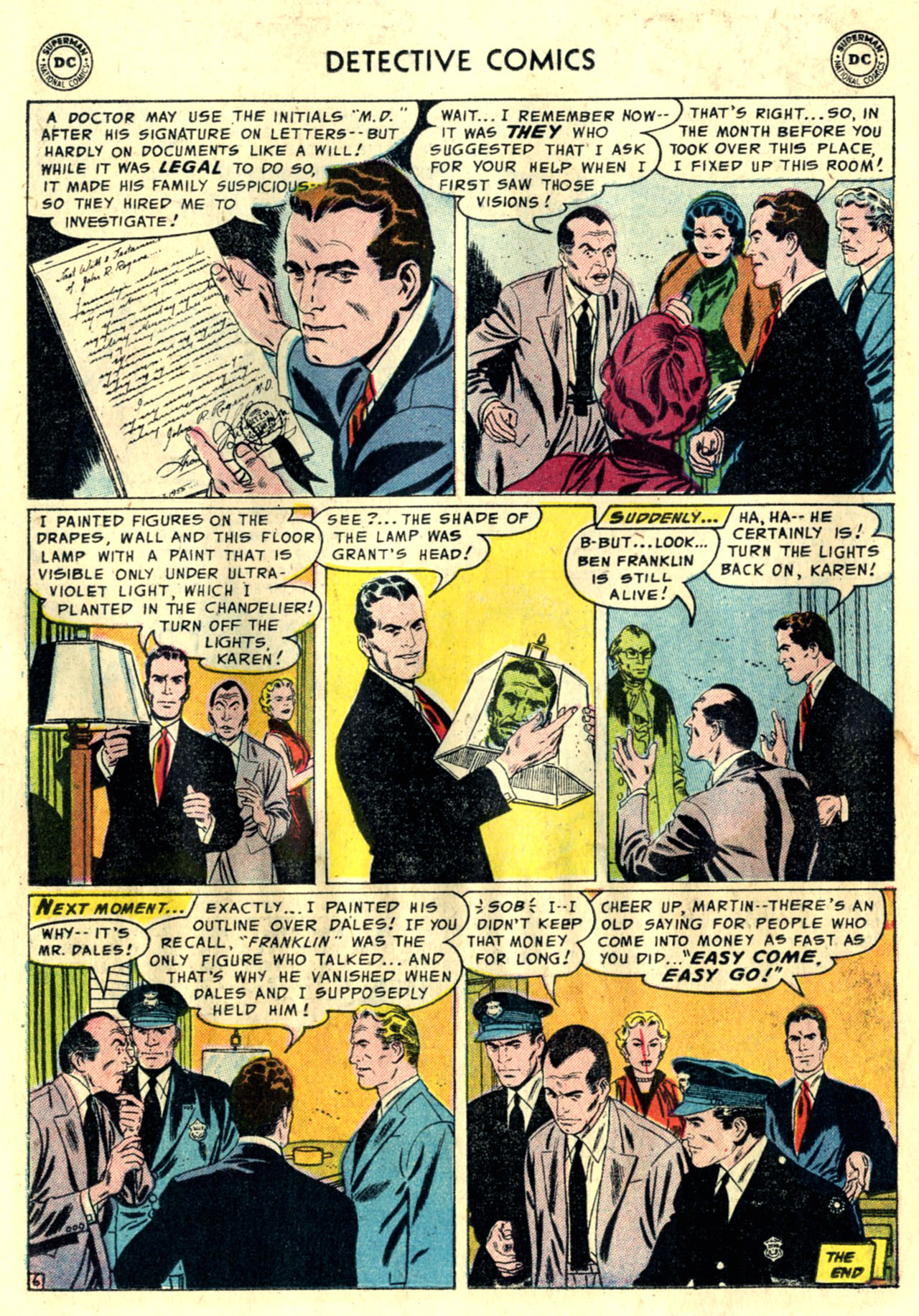 Detective Comics (1937) 225 Page 21