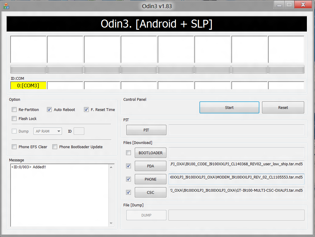 Install Android ICS 4 0 3 XXLPJ Firmware on Samsung Galaxy S2 GT