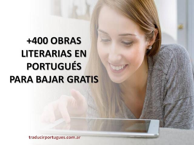 literatura brasilera, autores brasileros, portugués, download gratis, descarga gratuita, descargar gratis, bajar gratis