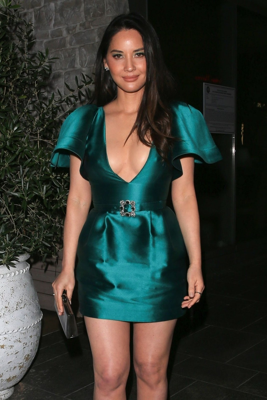 Olivia Munn – Hollywood Reporter Party in Beverly Hills
