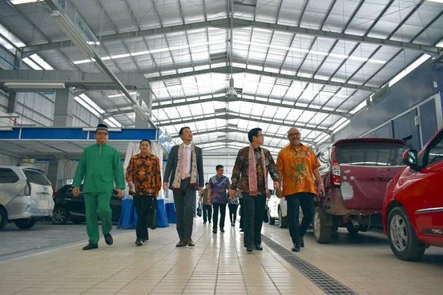 Diler Resmi Toyota Yang Ke-300 di Indonesia