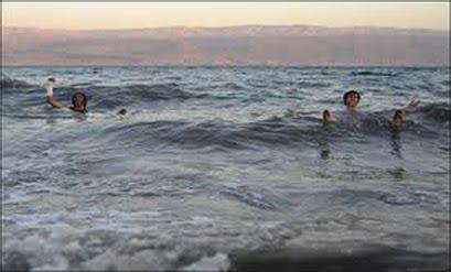 DEAD SEA ( LAUT MATI )