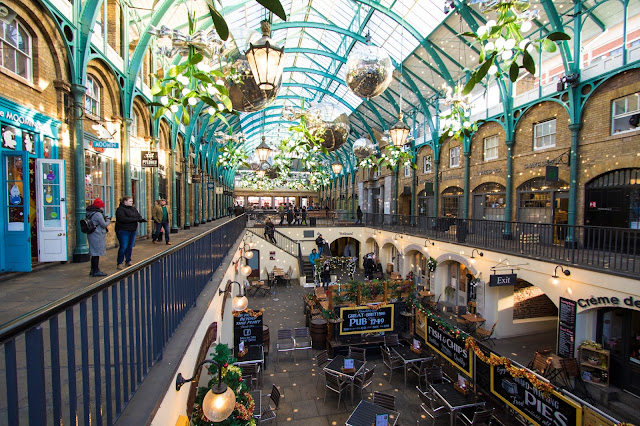 Covent garden-Londra