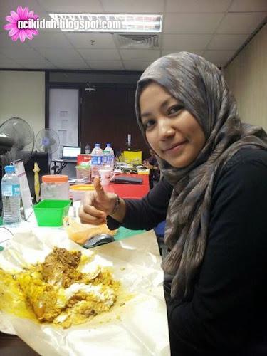 Lunch Hari Ini ~ Nasi Kandar Haji Ibramsha