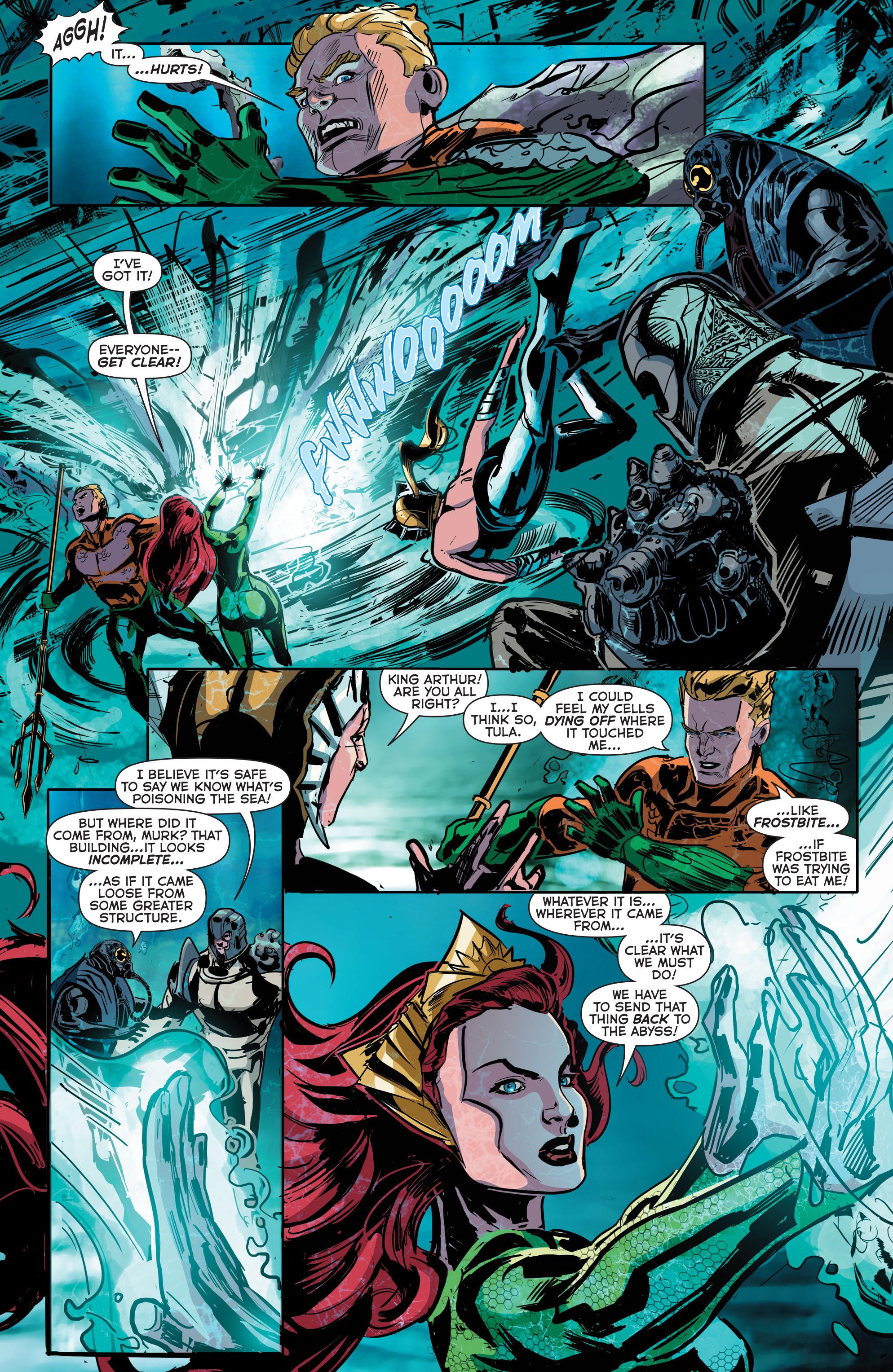 Read online Aquaman (2011) comic -  Issue #41 - 11