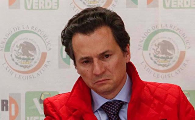 Exigen congelar las cuentas de Emilio Lozoya, el gobierno  de Peña Nieto calla.
