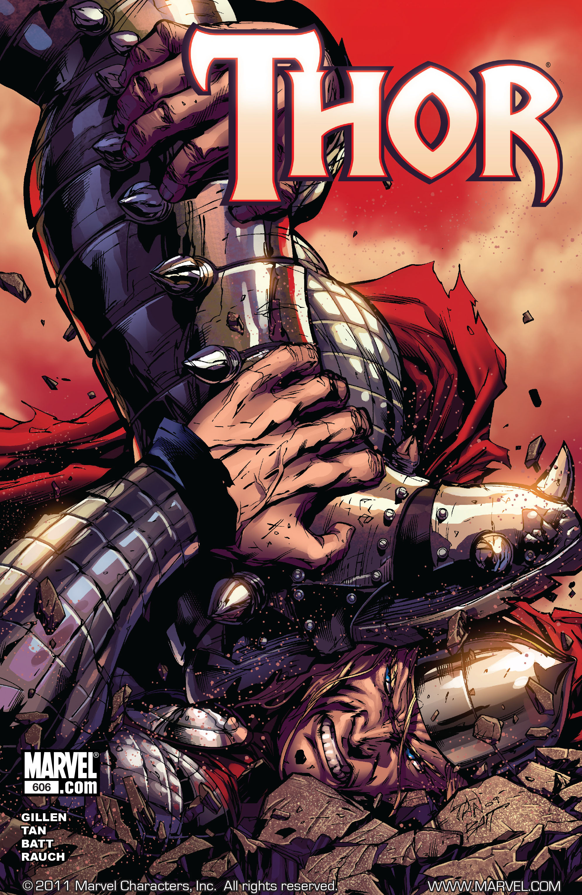 Thor (2007) Issue #606 #19 - English 1