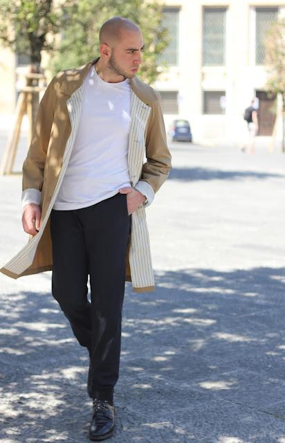 outfit maschile da indossare in primavera
