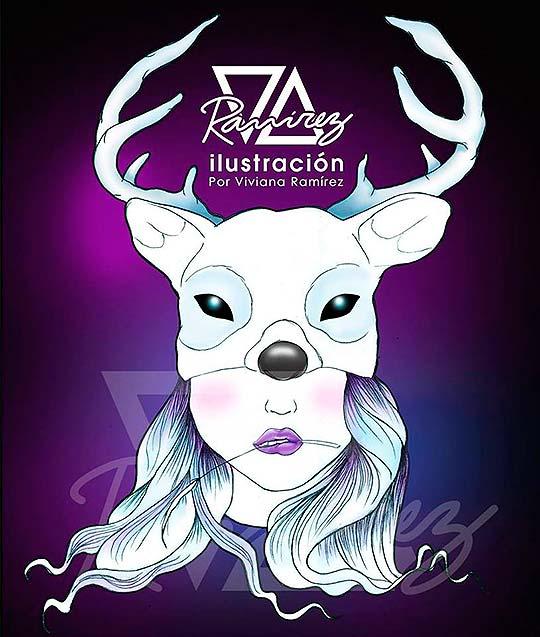 Ilustración de Viviana Ramírez