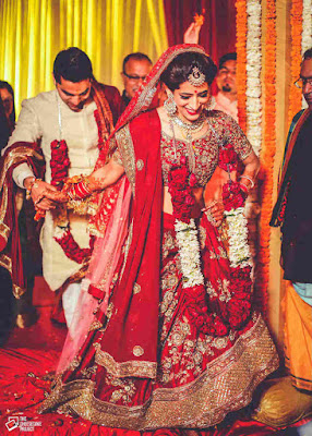 Shireena-Sambyal-Vishnu-rao-wedding1