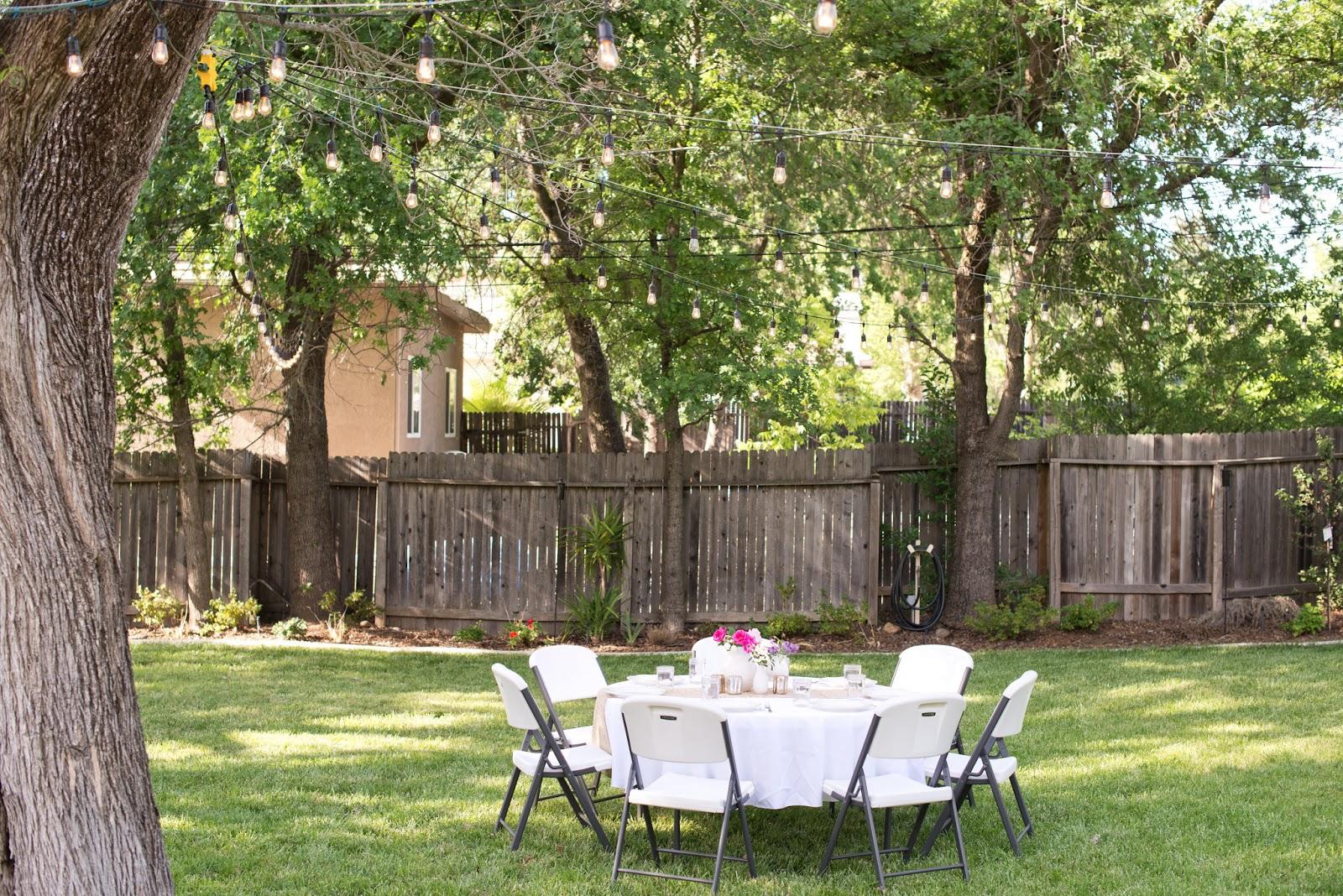 Outdoor Yard Decor