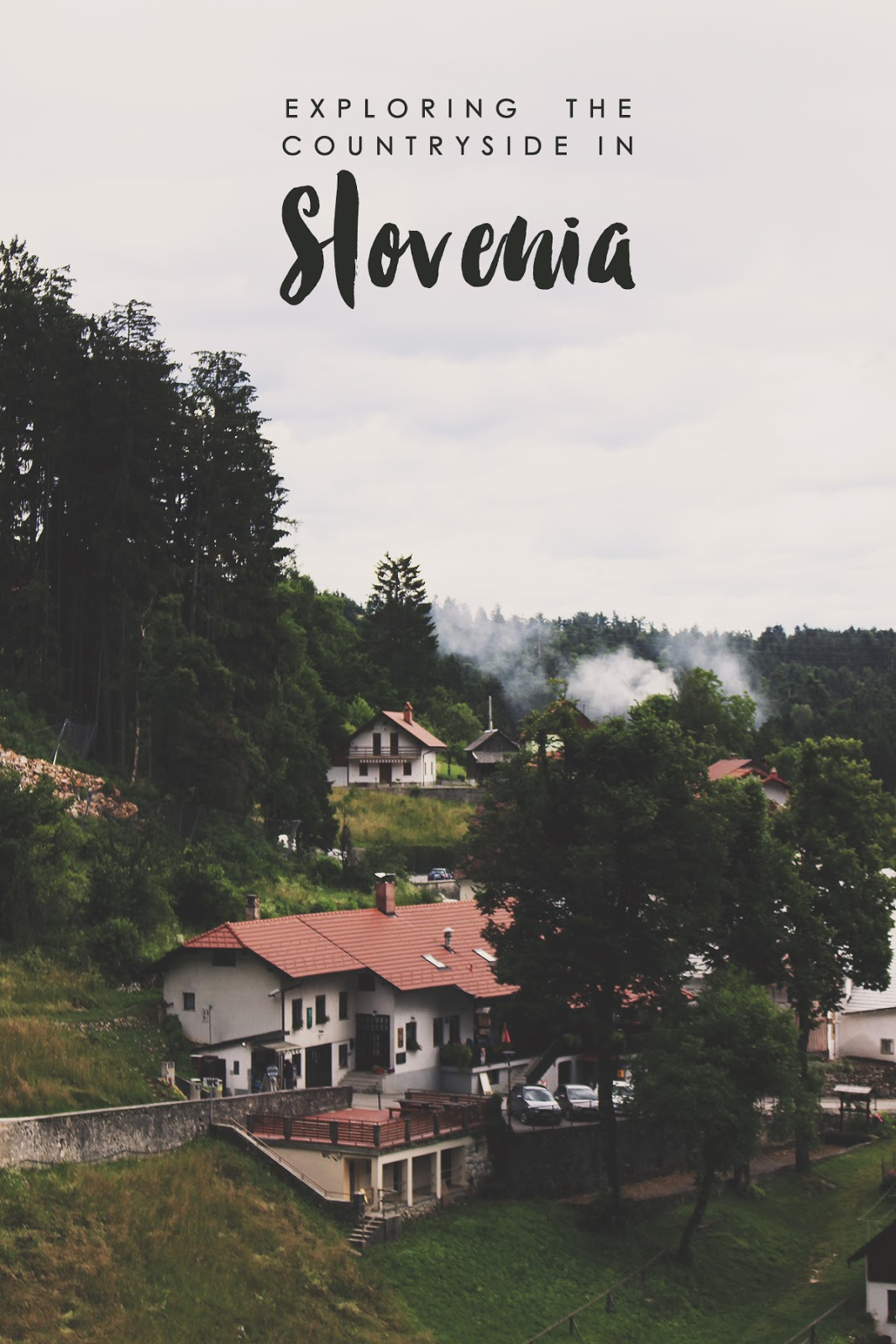 Slovenia, Countryside, Bramble and Thorn, Predjama Castle, History, Europe, Travel