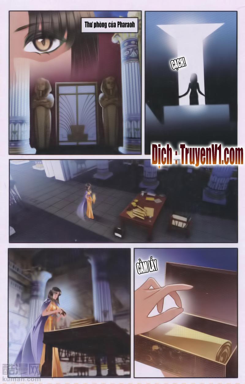 Sủng Phi Của Pharaoh Chap 45