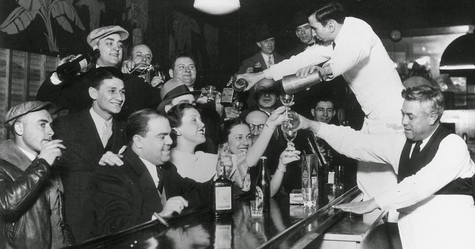"an analysis of the prohibition as the noble experiment in 1920s of united states As related by burns in ""a nation of scofflaws,"" the noble experiment did not   winston churchill called us prohibition ""an affront to the whole."