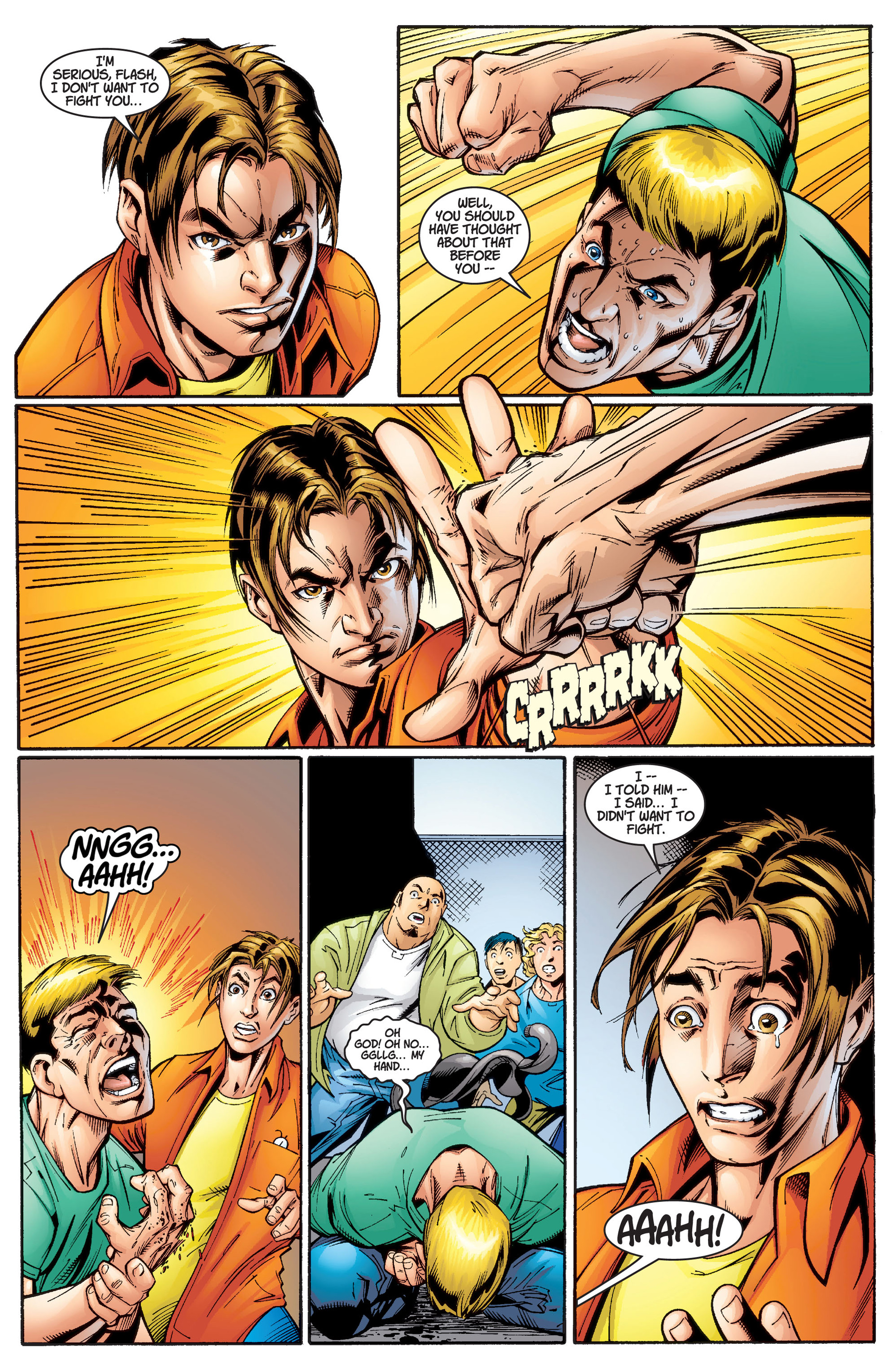 Read online Ultimate Spider-Man (2000) comic -  Issue #2 - 9
