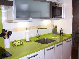 Cocinas para ahorrar espacio
