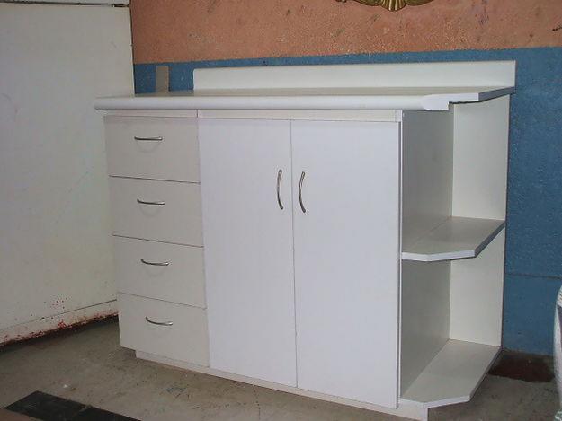 Plano de mueble de melamina proyecto 2 alacena de cocina for Severino muebles cocina alacena melamina blanca