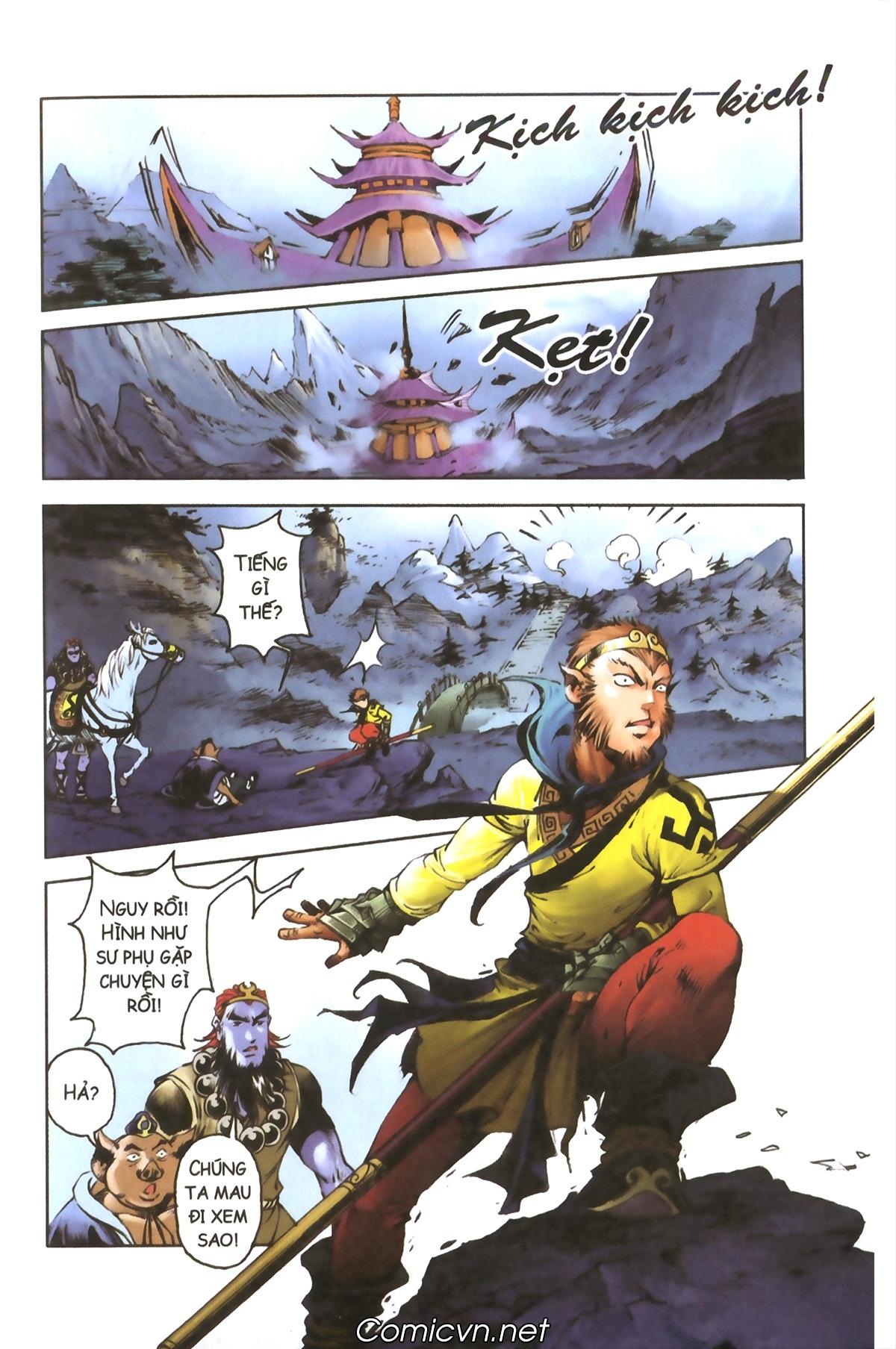 Tây Du Ký màu - Chapter 114 - Pic 31