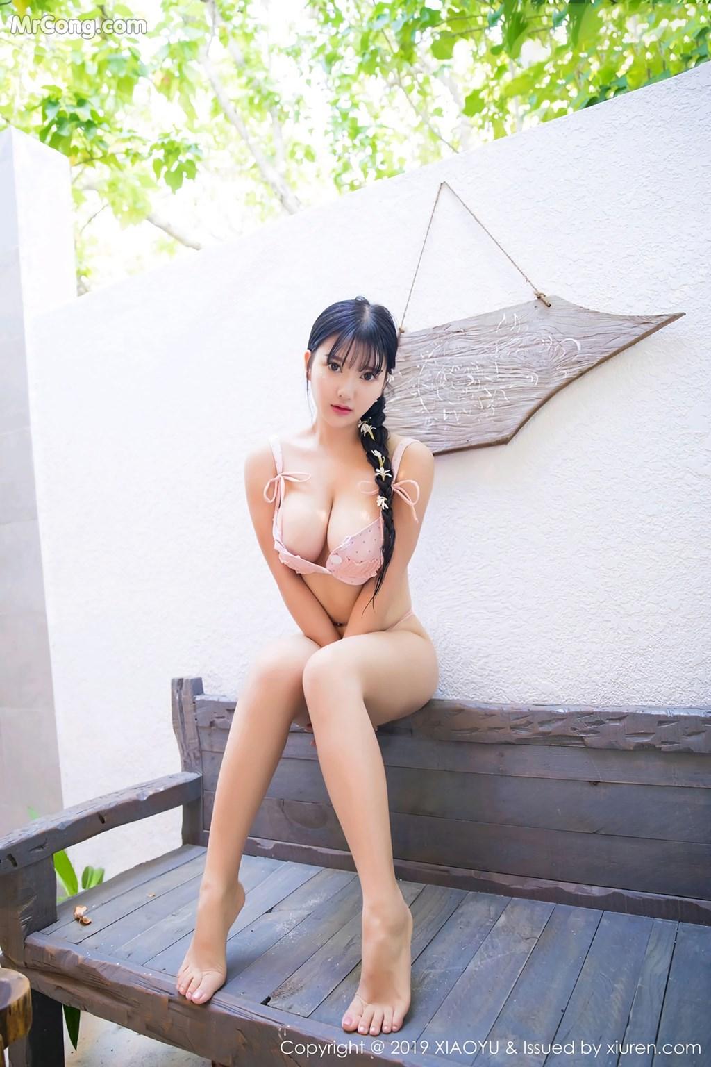 Image XiaoYu-Vol.029-Xiao-You-Nai-MrCong.com-044 in post XiaoYu Vol.029: Người mẫu Xiao You Nai (小尤奈) (53 ảnh)