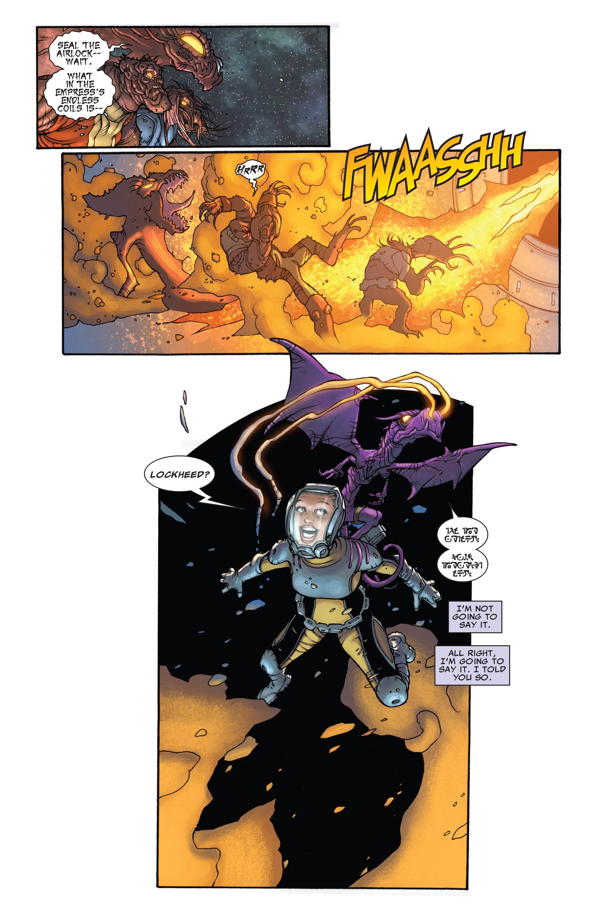 Read online Astonishing X-Men (2004) comic -  Issue #40 - 20