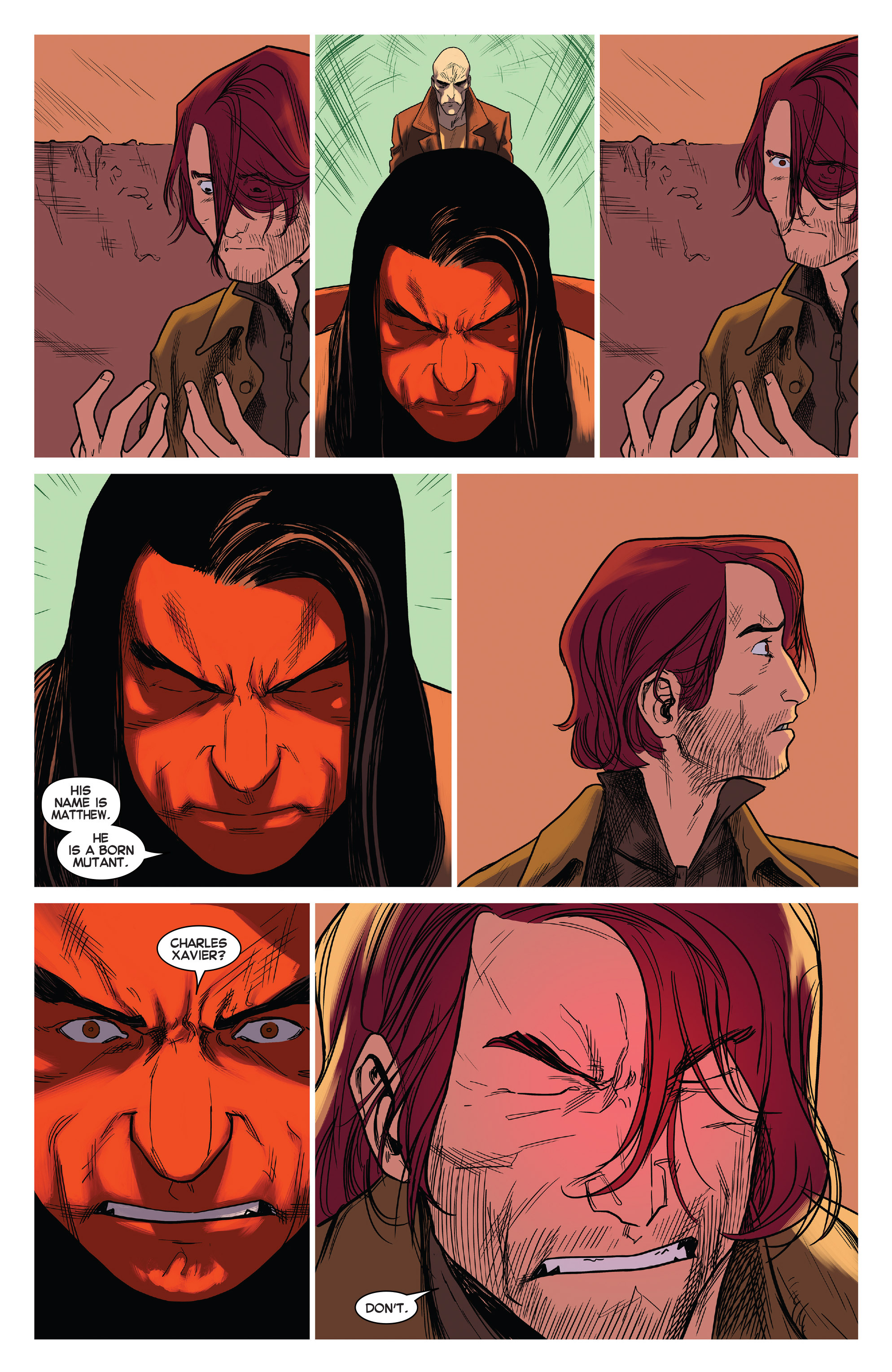 Read online Uncanny X-Men (2013) comic -  Issue # _TPB 5 - The Omega Mutant - 11