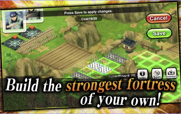 Naruto x Boruto Ninja Voltage Mod Apk English Version Terbaru 2018