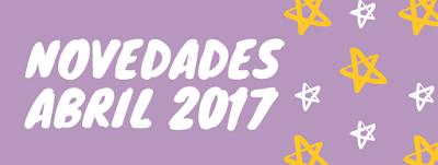 Novedades abril 2017: Editorial Océano