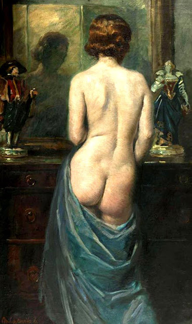 Miklos Mihalovits,  Artistic nude, The naked in the art,  Il nude in arte, Fine art