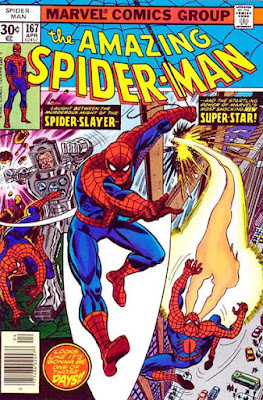 Amazing Spider-Man #167