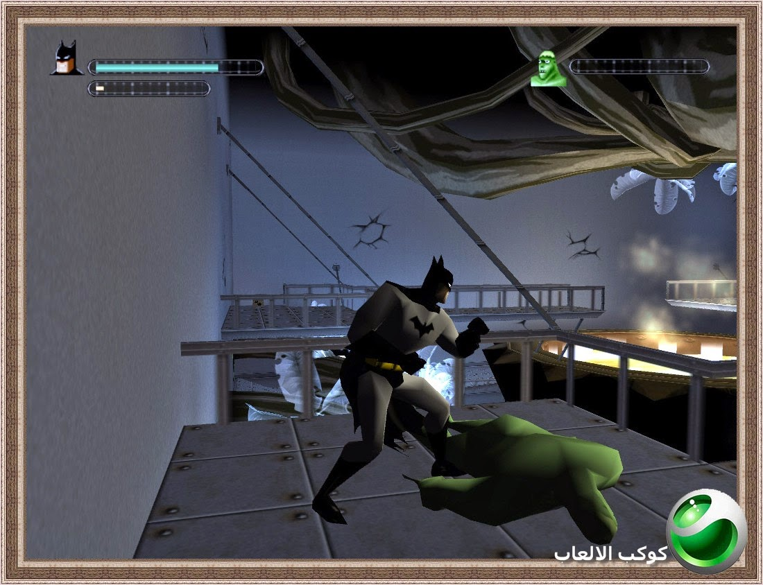 Download Batman Vengeance Free games