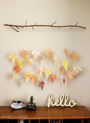 DIY Home Decor for Fall