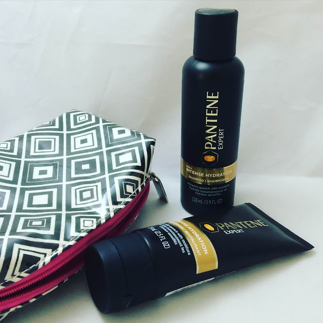 Pantene Intense Hydration Shampoo and Conditioner; Blush VoxBox