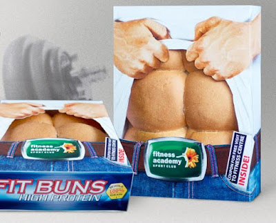 Fit Buns Bread Packaging