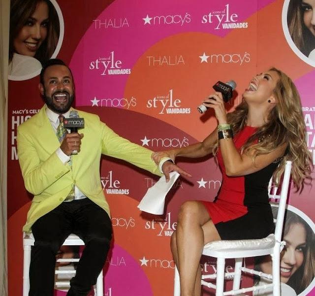 Nick Hosts Macy S Celebrates Hispanic Heritage Month