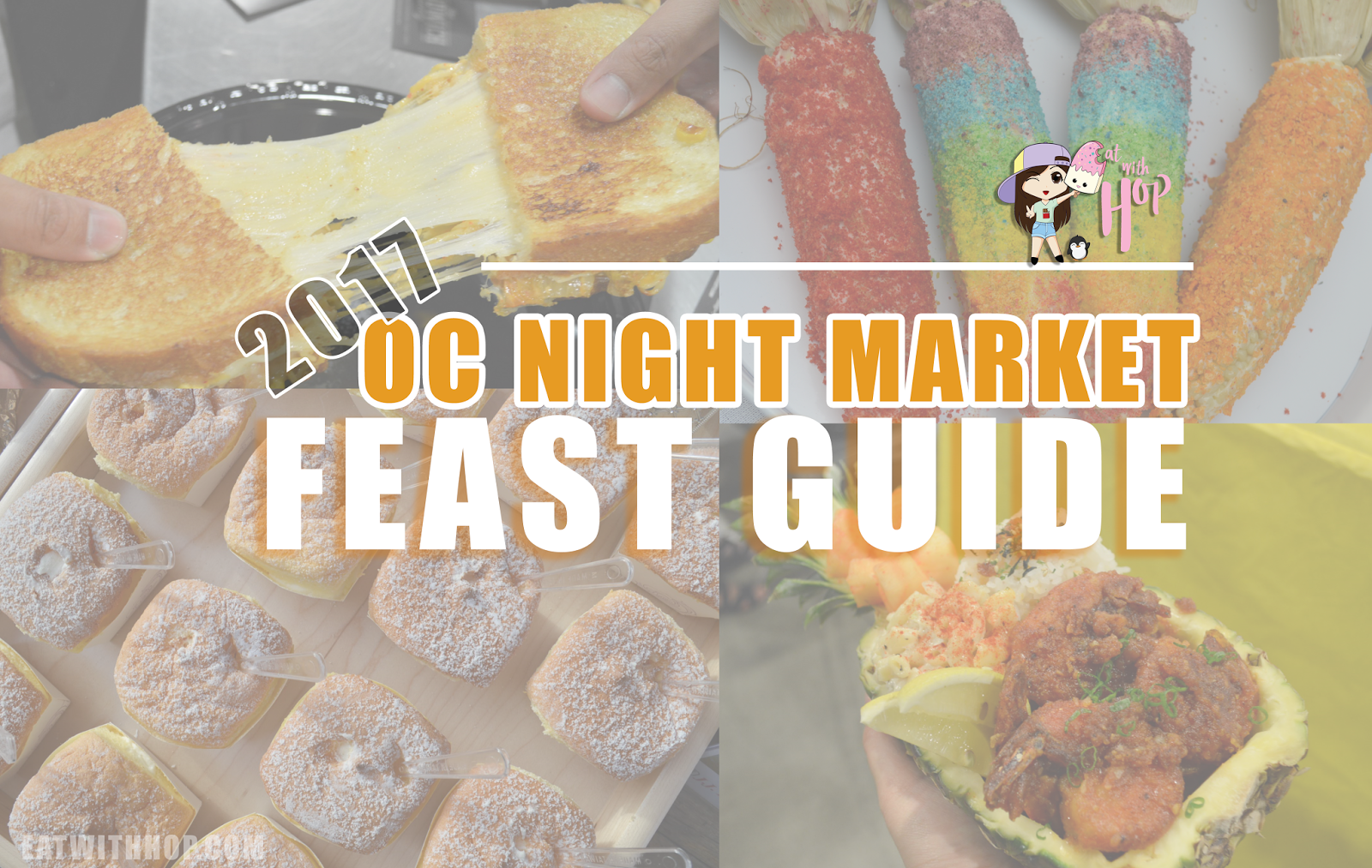 Your 2017 OC Night Market Feast Guide