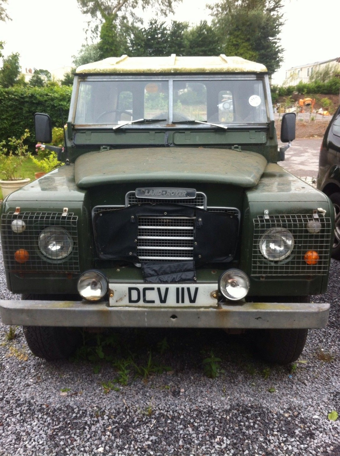 classics classic from softop williams series dsc rovers land sale miles rover for and old owners landrover new