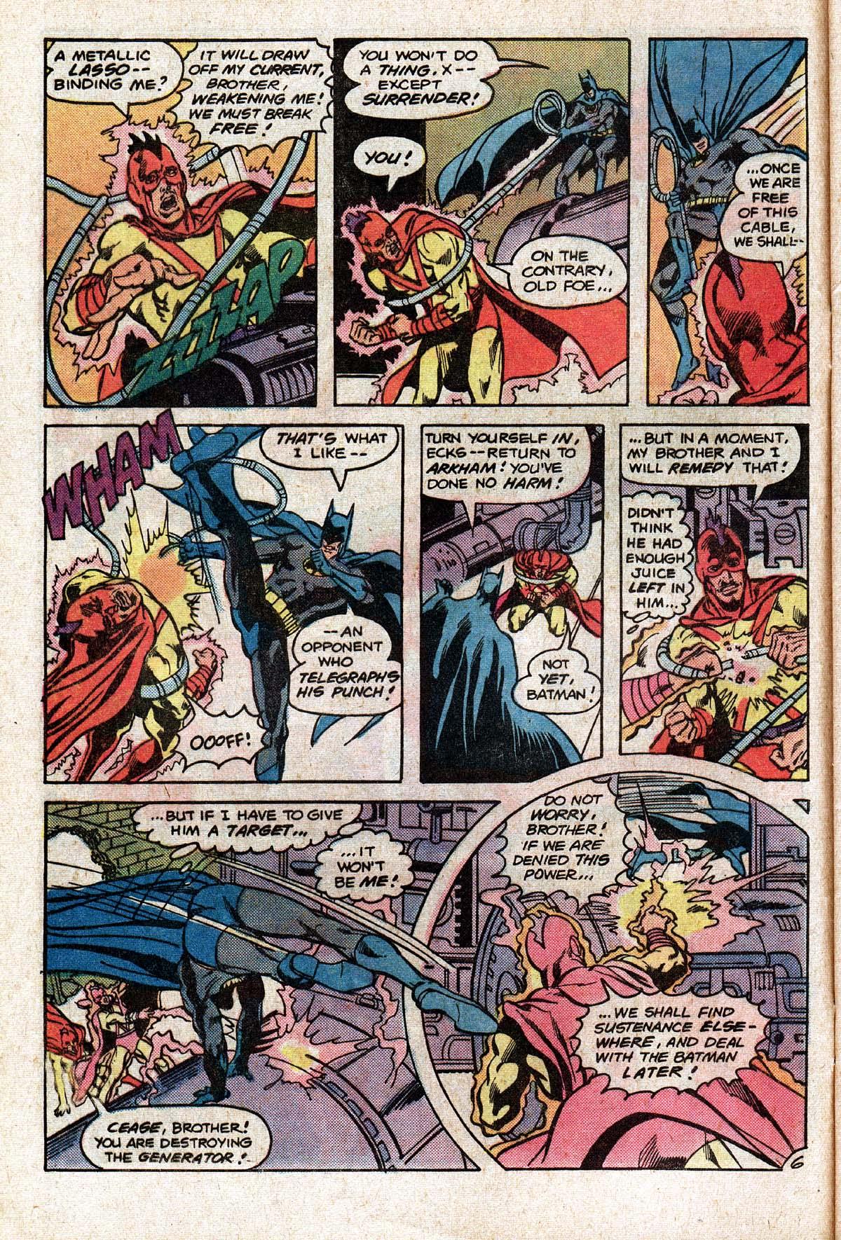 Read online World's Finest Comics comic -  Issue #276 - 8