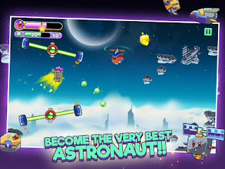 Rapstronaut Space Journey APK