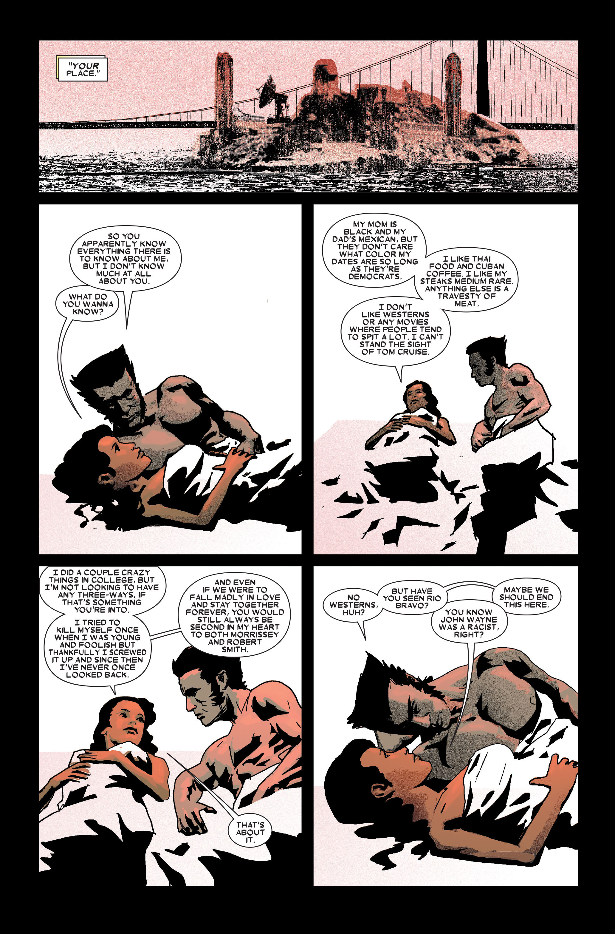 Read online Wolverine: Weapon X comic -  Issue #10 - 19