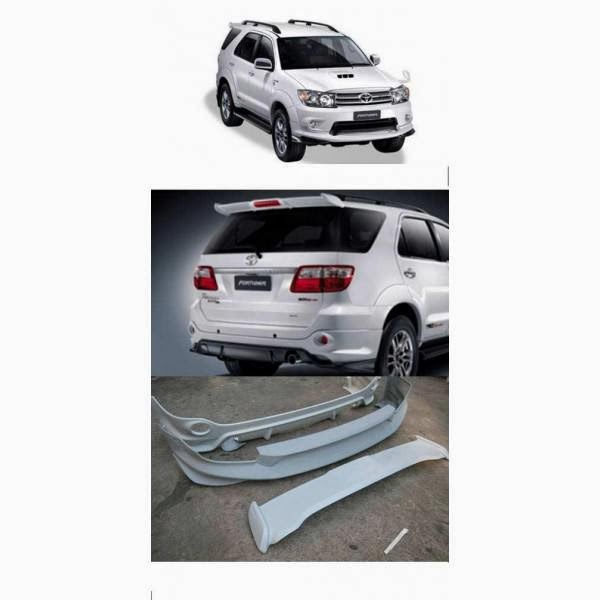 Body Kit Toyota Fortuner TRD III