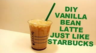 Starbucks Vanilla Iced Coffee