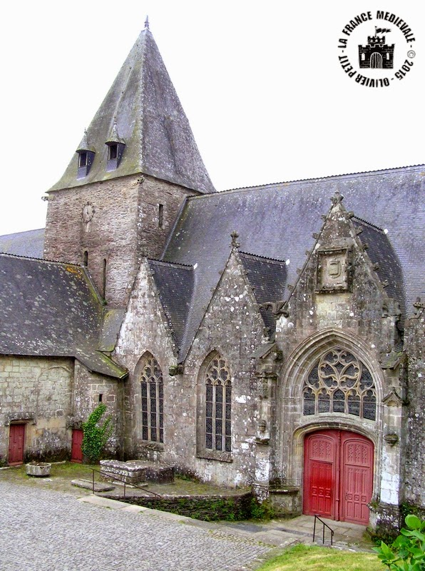 rochefort en terre église