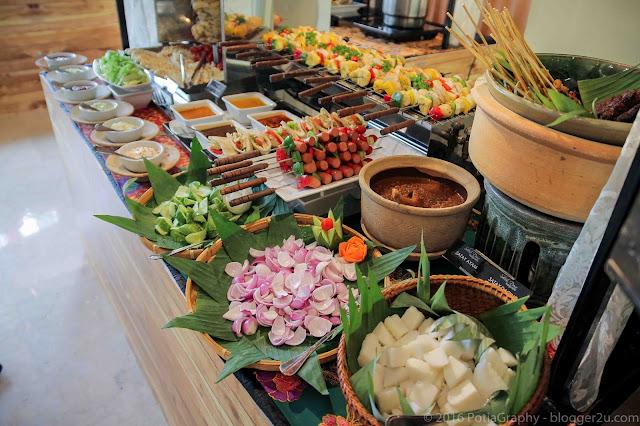 Pembuka Selera - Buffet Ramadan Hotel Ancasa