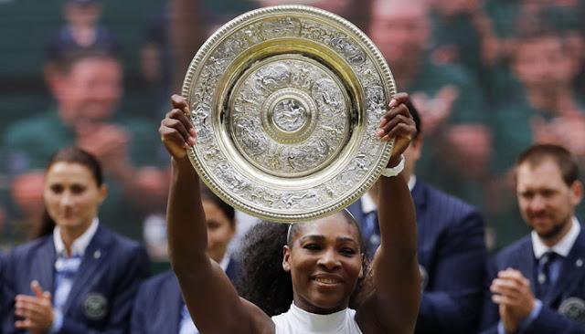 सेरेना विलियम्स ने जीता सातवां विम्बलडन खिताब