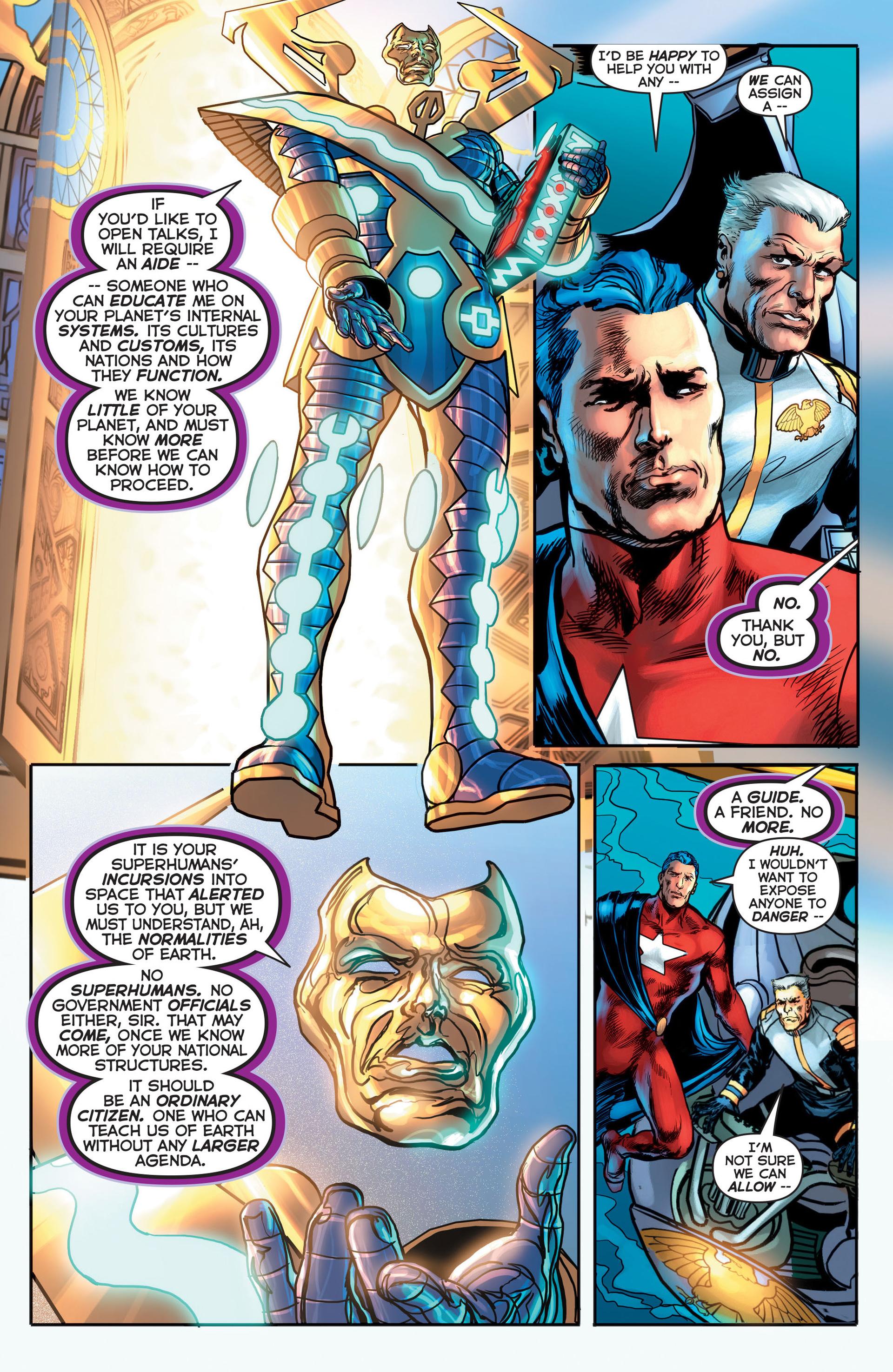 Read online Astro City comic -  Issue #1 - 20