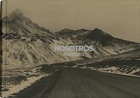 Couverture du livre Nosotros du photographe Simon Vansteenwinckel